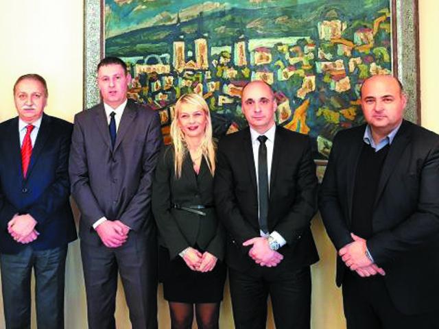 Delegacija ZVO-a u RT Vojvodine